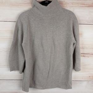 MaxMara Mock Neck sweater Size M